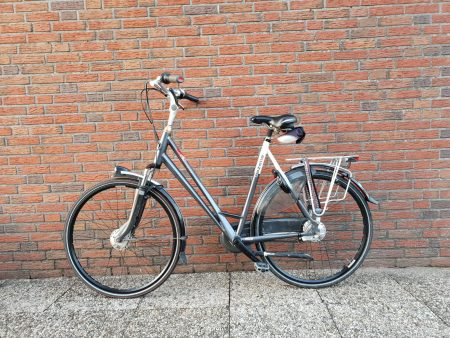 Damesfiets Gazelle Eclipse