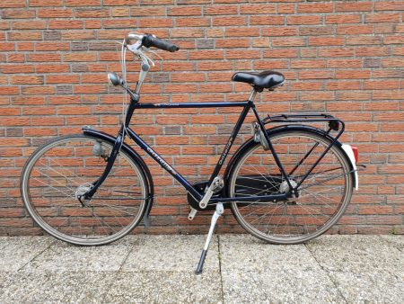 Herenfiets gazelle ambiance