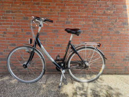 damesfiets tweedehands gazelle furore