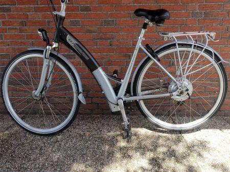 elektrische fiets tweedehands batavus padova