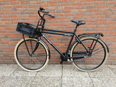 tweedehands transportfiets heren rivel key