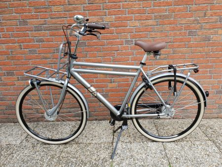 tweedehands transportfiets heren sparta pick up